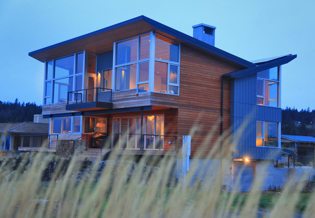 Whidbey Island Beach House